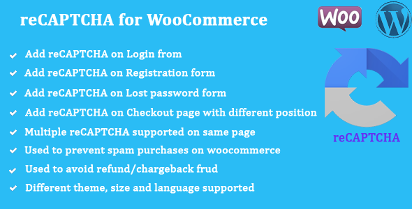 recaptcha-for-woocommerce-banner